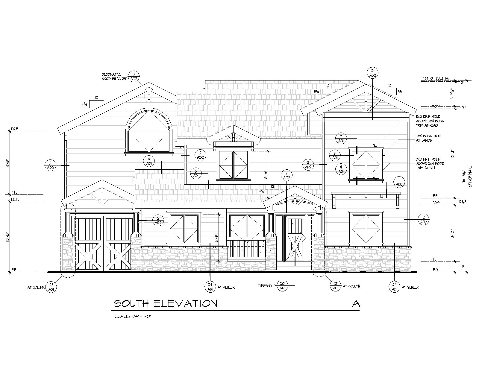 New Home in Costa Mesa Plans